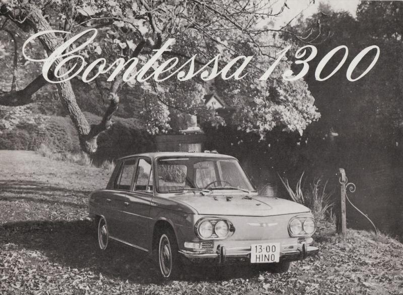 1966 HinoContessa1300