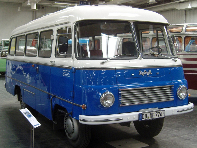 1966 ROBUR DDR