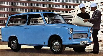 1966 trabant 601 universal