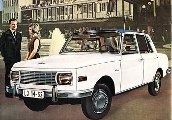 1966 wartburg 353 de luxe