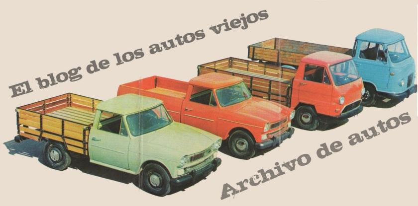 1967-79 Rastrojero Línea IME 01