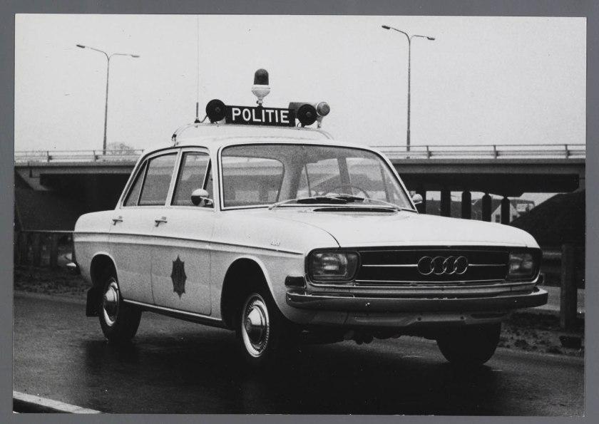 1967 Audi 90 super
