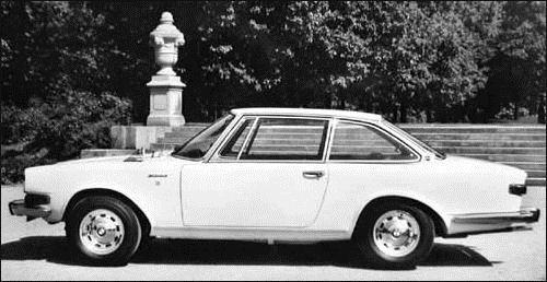 1967 BMW-Glas 3000