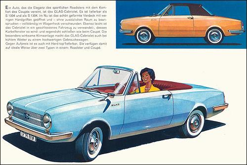 1967 Glas 1304-09