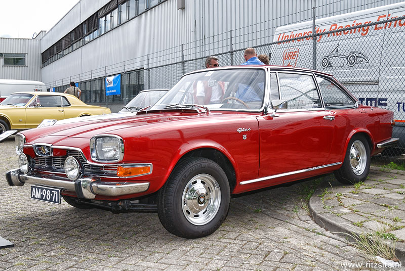 1967 Glas 2600 V8 - coupe body by Frua