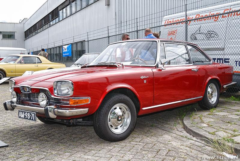 1967 Glas 2600 V8 - coupe body by Frua