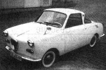 1967 goggomobil ts250
