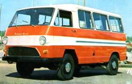 1967 rastrojero f71 minibus