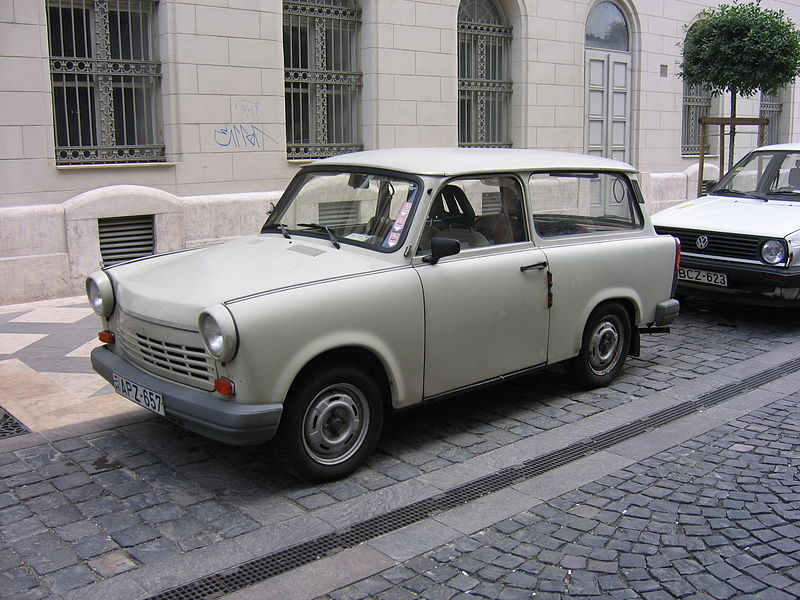 1967 Trabant 1.1