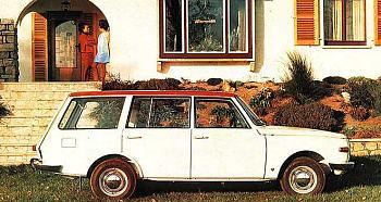 1967 wartburg 353 t
