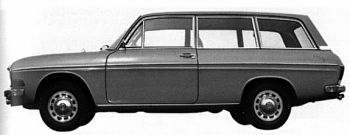 1968 Audi 75 variant