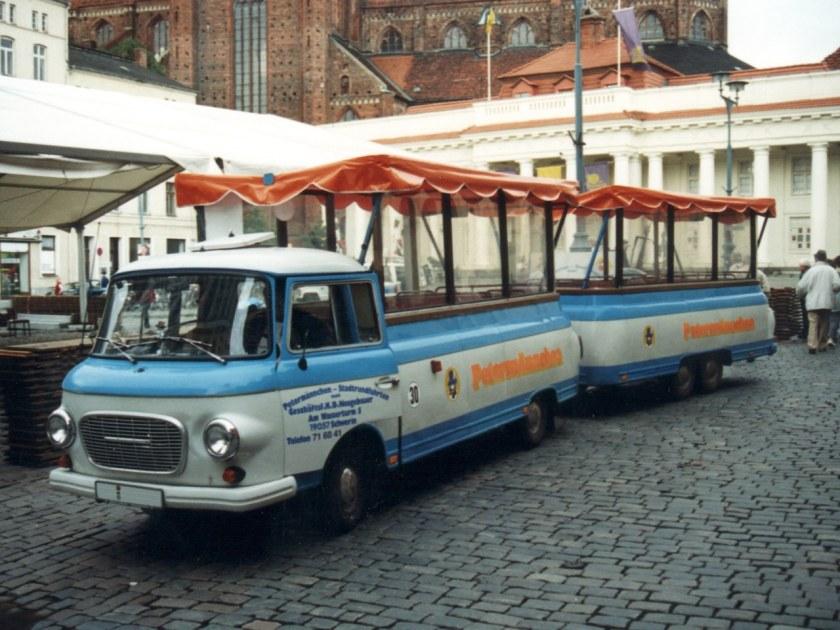 1968 BARKAS TRAIN