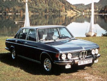 1968 BMW 2500