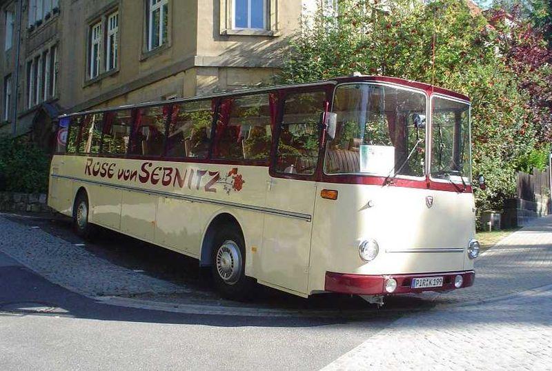 1968 Fleischer S5 Rose von Sebnitz