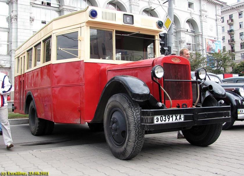 1968 GAZ 4x4