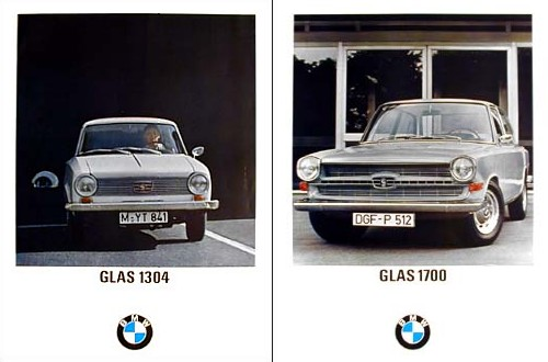 1968 glas 1968 bmw