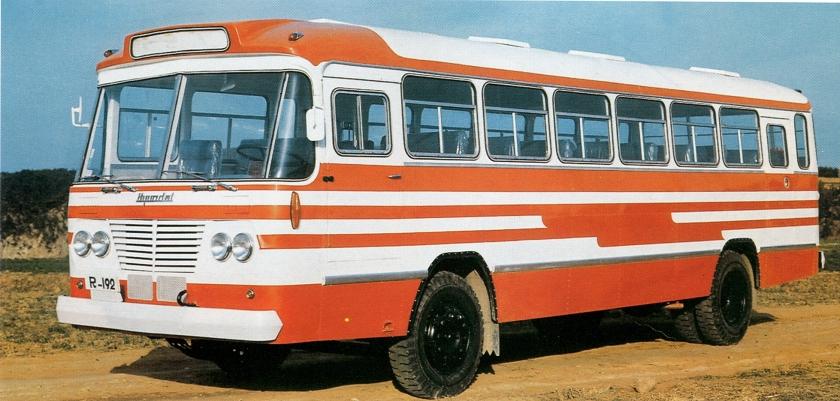1969-76 Hyundai R 192