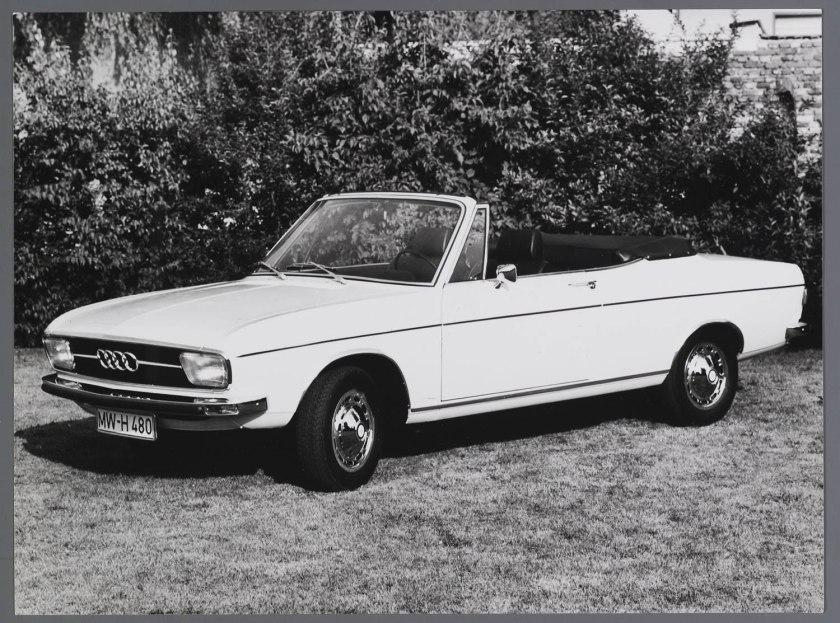 1969 Audi 100 Cabriolet