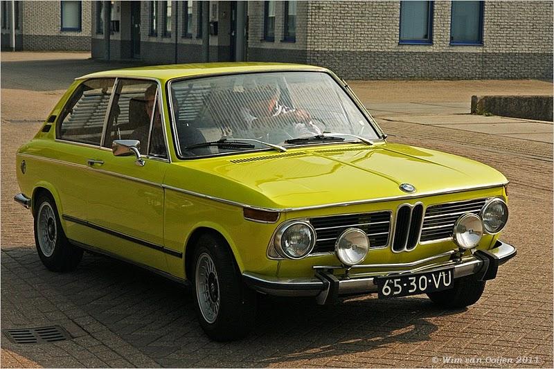 1969 BMW 1600- Wimmes