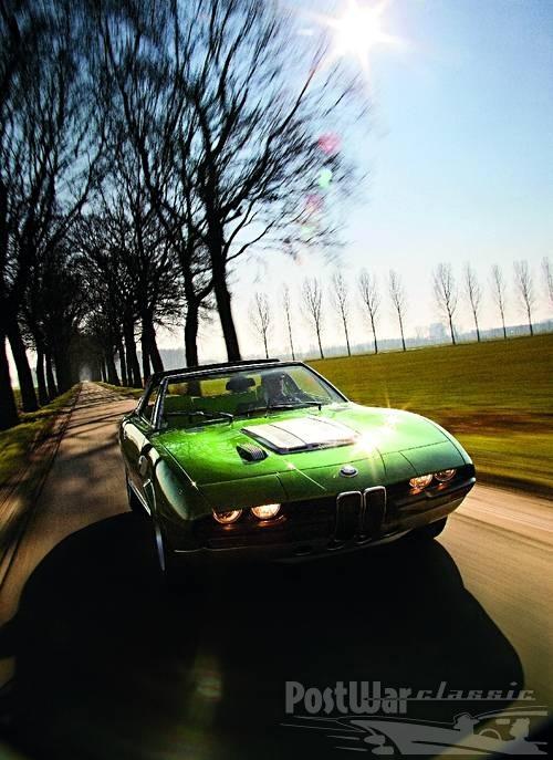 1969 BMW Spicup Convertible Coupé