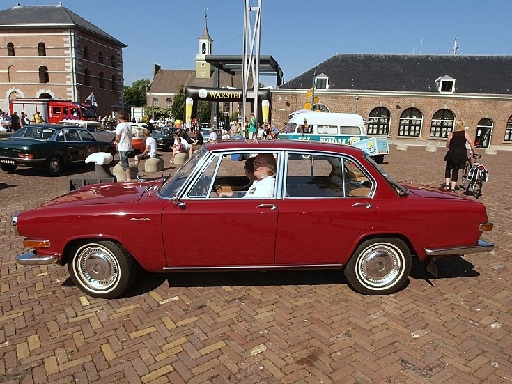 1969 Glas Goggomobil 1700