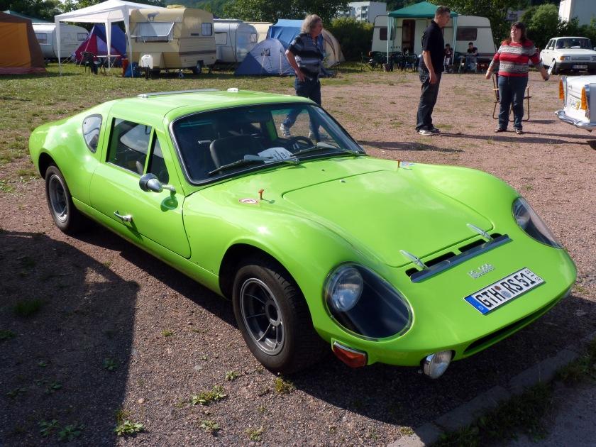 1969 Melkus RS 1000