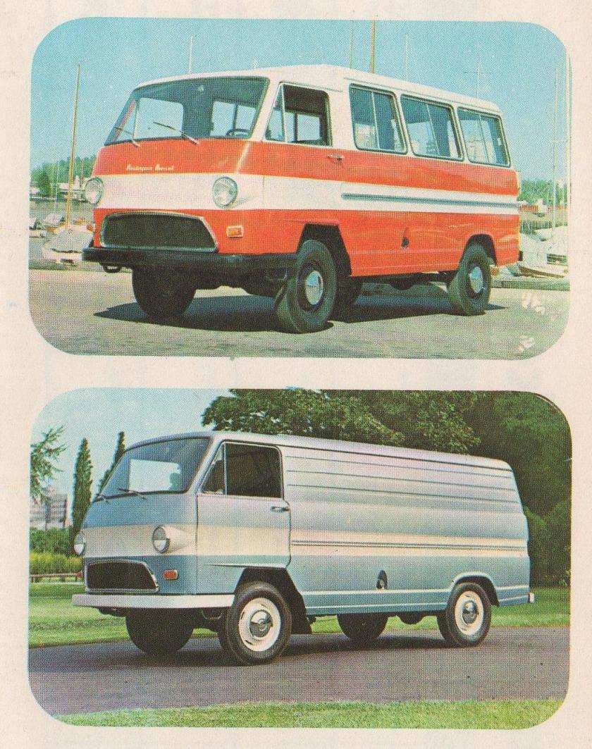 1969 Rastrojero 19B