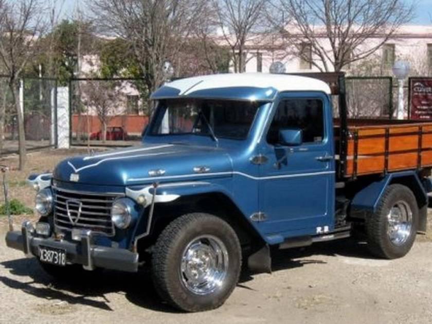 1969 Rastrojero 2