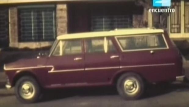 1969 Rastrojero Caburé Rura