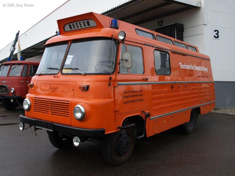 1969 Robur Entstoerfahrzeug-JThiele