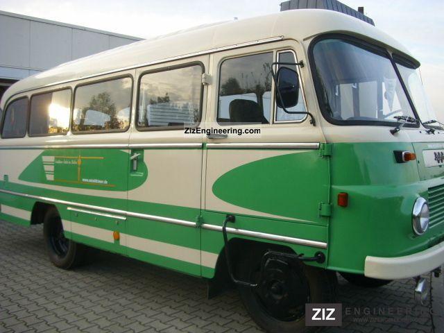 1969 Robur LO 1801A, vintage cars