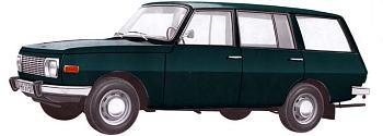 1969 wartburg s12-3x1