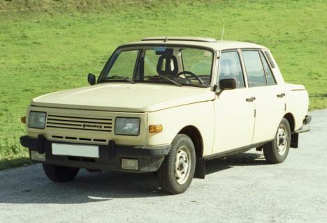 1969 Wartburg353W