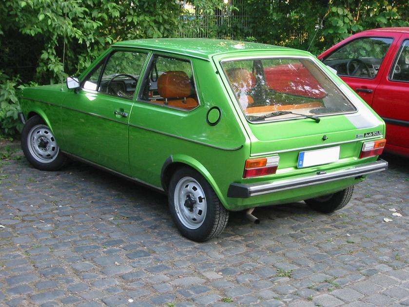 1970 Audi 50