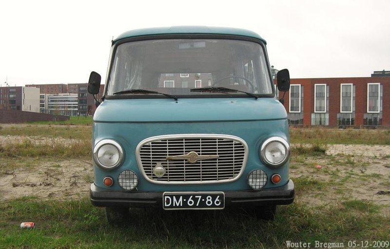 1970 barkas b1000