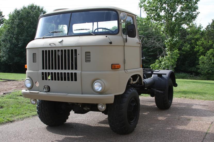 1970 IFA W50