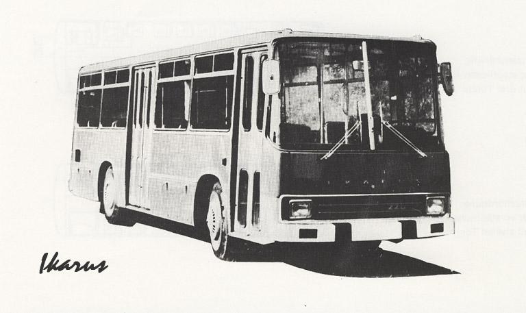 1970 Ikarus 220
