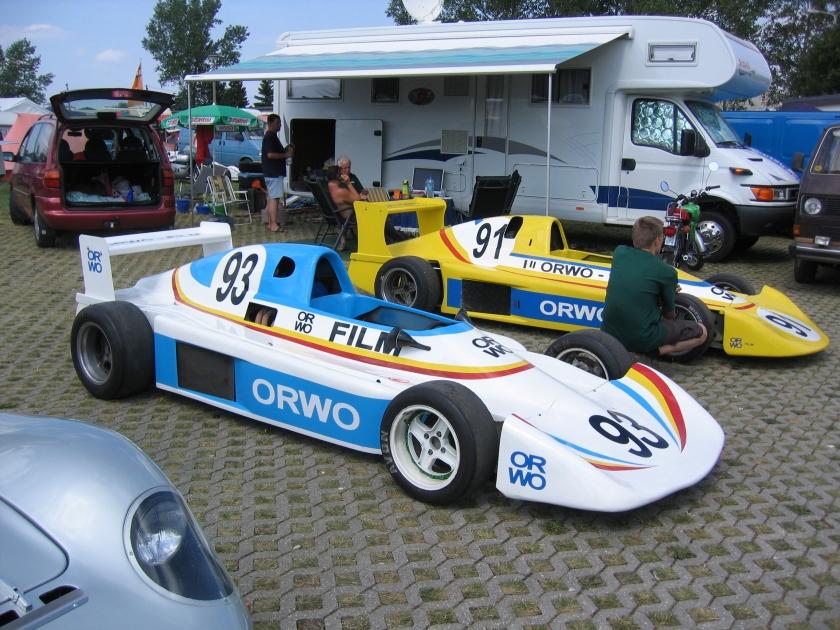 1970 Melkus MT77