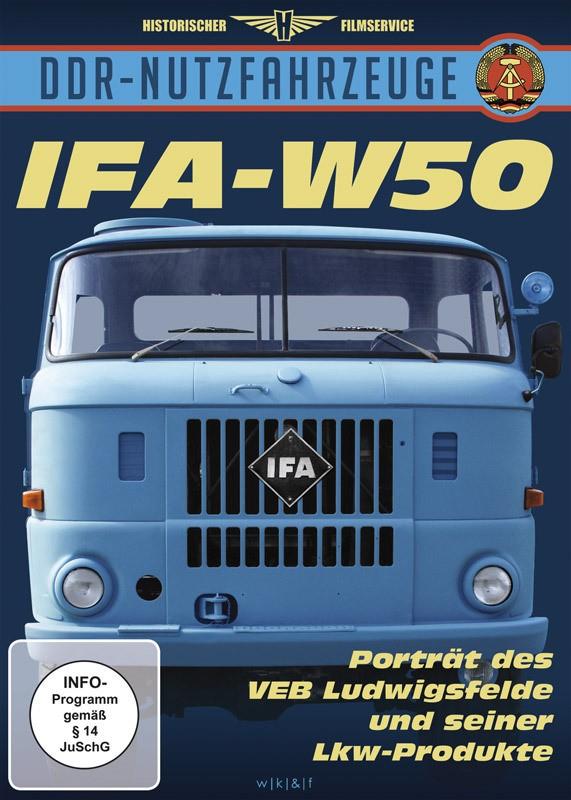 1970 nutzfahrzeuge ifa-w50