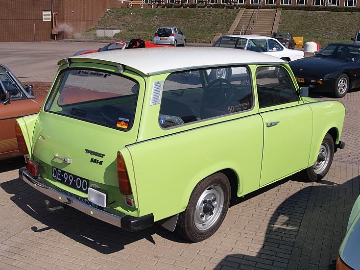 1970 Trabant 601 K