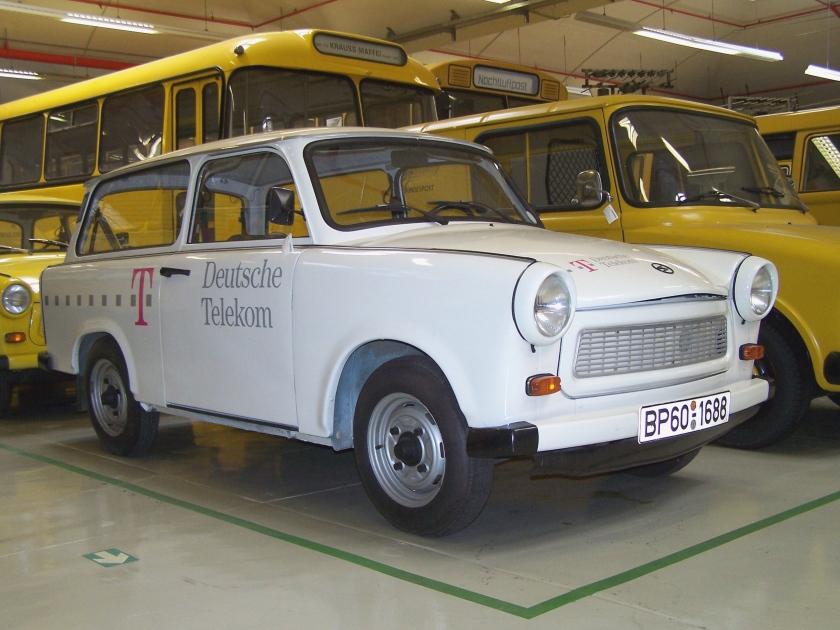 1970 Trabant 601 S