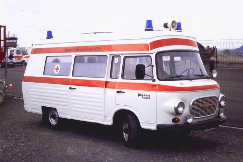 1971 Barkas G
