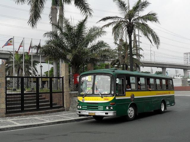 1971 Hyundai Bus