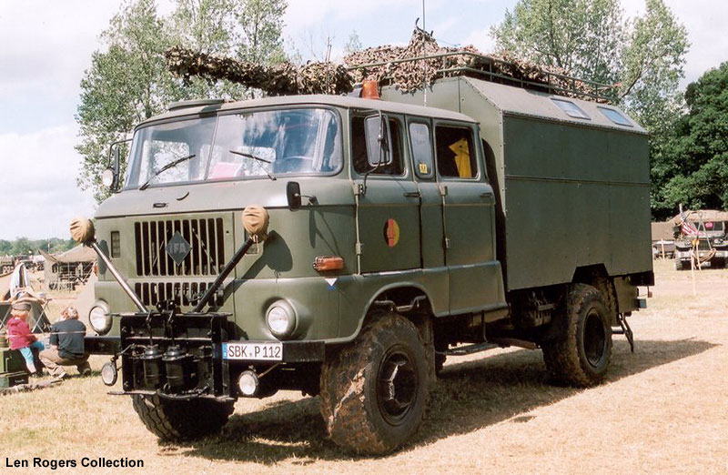 1971 IFA W50.