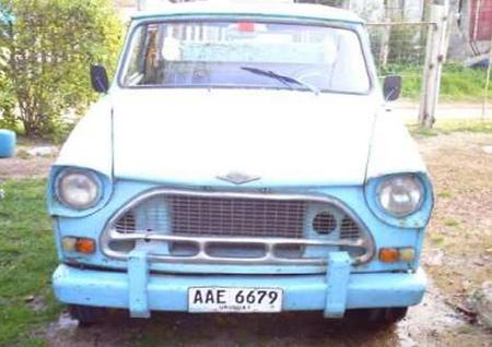 1971 Rastrojero en Canelones, Uruguay