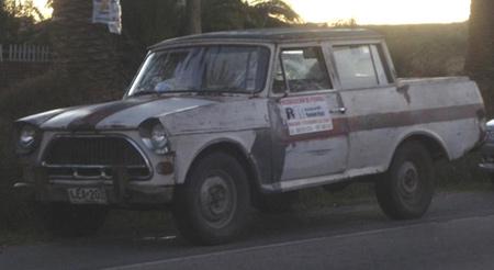 1971 Rastrojero en Uruguay