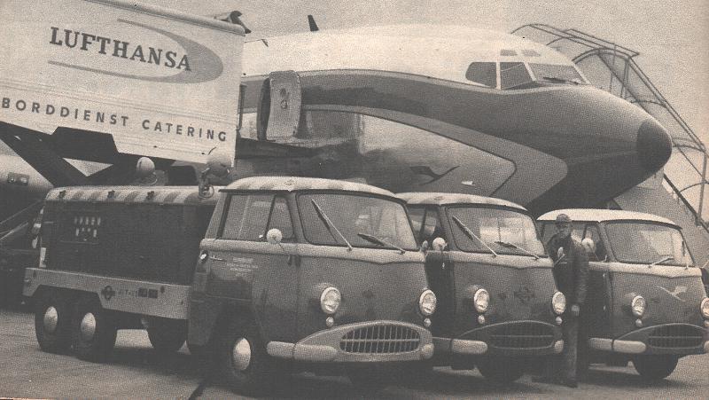 1971 Tempo Matador Lufthansa