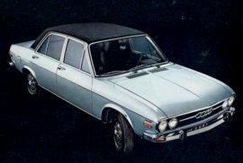 1972 Audi 100 GL