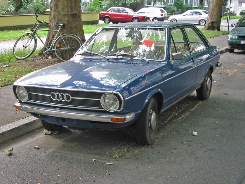 1972 Audi 80 1972