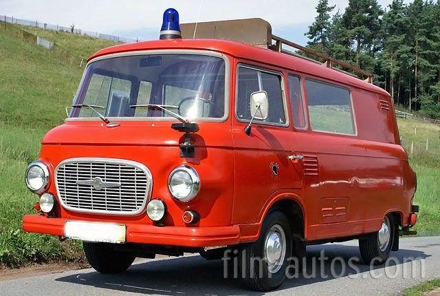 1972 Barkas Kleinlössfahrzeug
